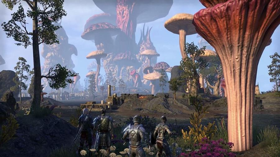 The Elder Scrolls Online - Morrowind (Expansion) - Collector's Edition Screenshot 2
