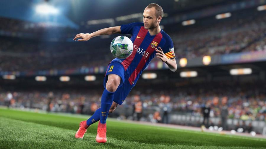 Pro Evolution Soccer 2018 Screenshot 3