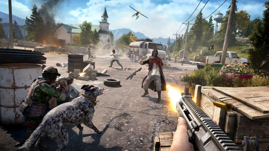 Far Cry 5 - Deluxe Edition Screenshot 2