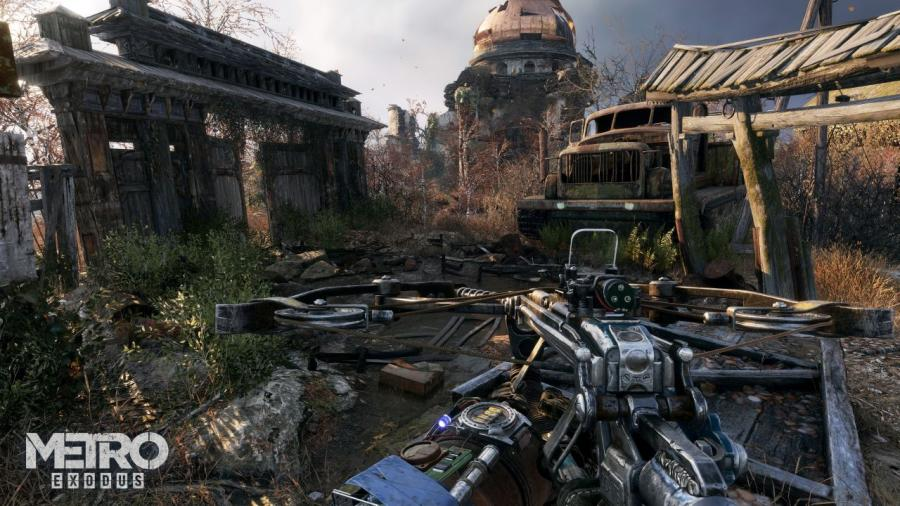 Metro Exodus Screenshot 2