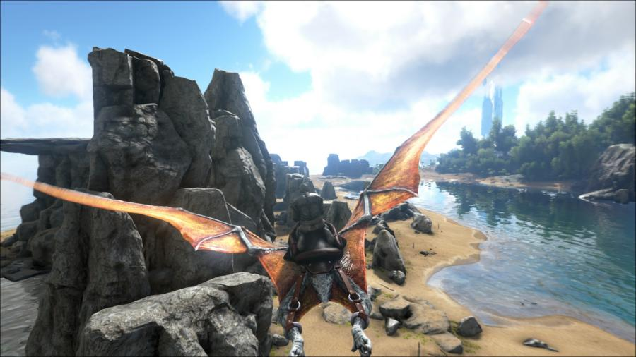 ARK - Survival Evolved Screenshot 1