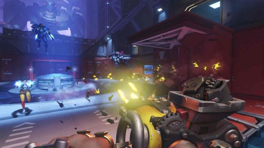 Overwatch - Standard Edition Screenshot 1