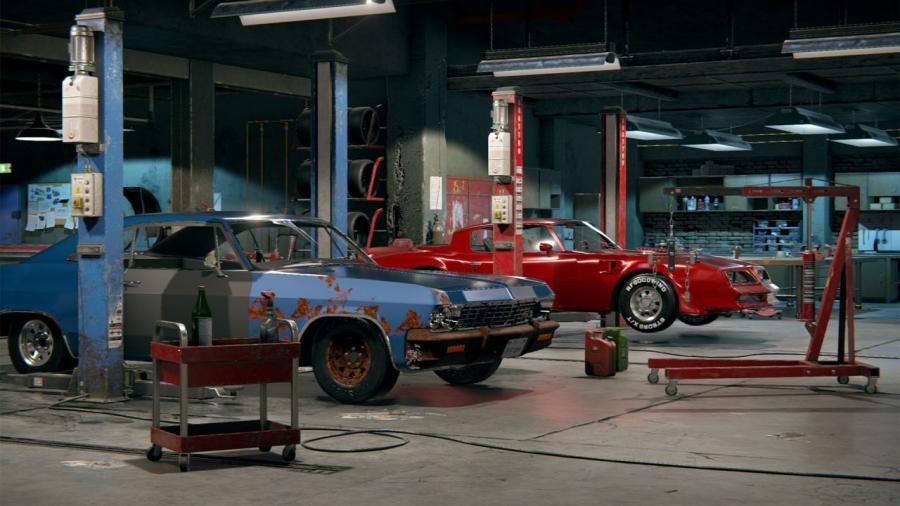 Car Mechanic Simulator 2018 Screenshot 2