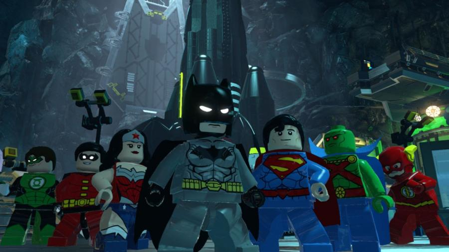 LEGO Batman Trilogy Screenshot 2