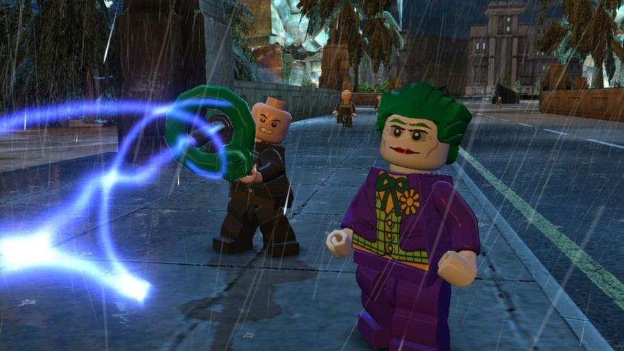 LEGO Batman Trilogy Screenshot 3