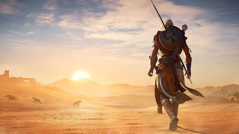 Assassin's Creed Origins - Deluxe Edition Screenshot 9
