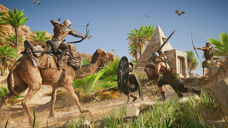 Assassin's Creed Origins - Deluxe Edition Screenshot 7