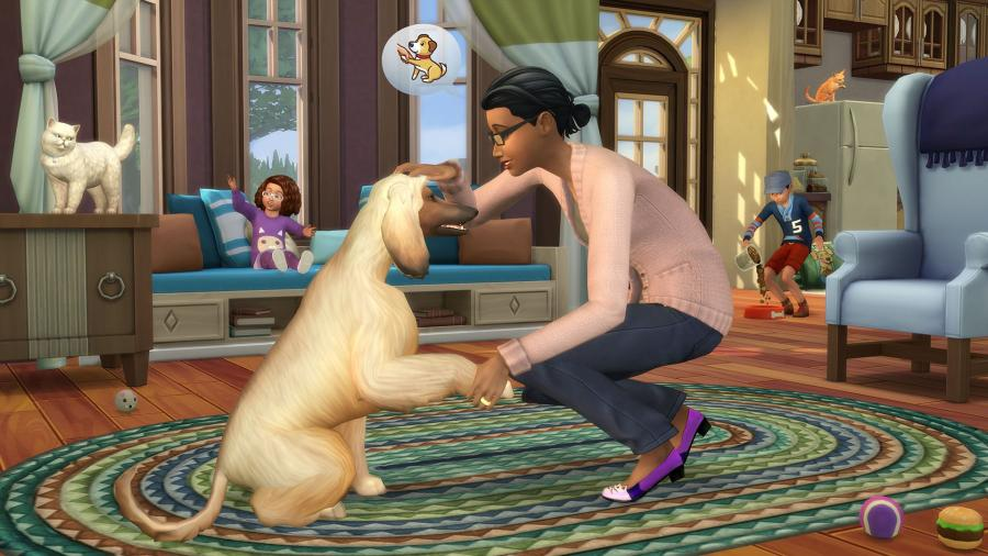 The Sims 4 - Cats & Dogs Screenshot 2