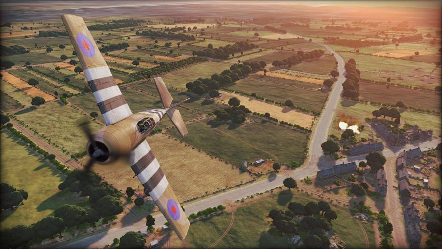 Steel Division Normandy 44 - Second Wave DLC Screenshot 1