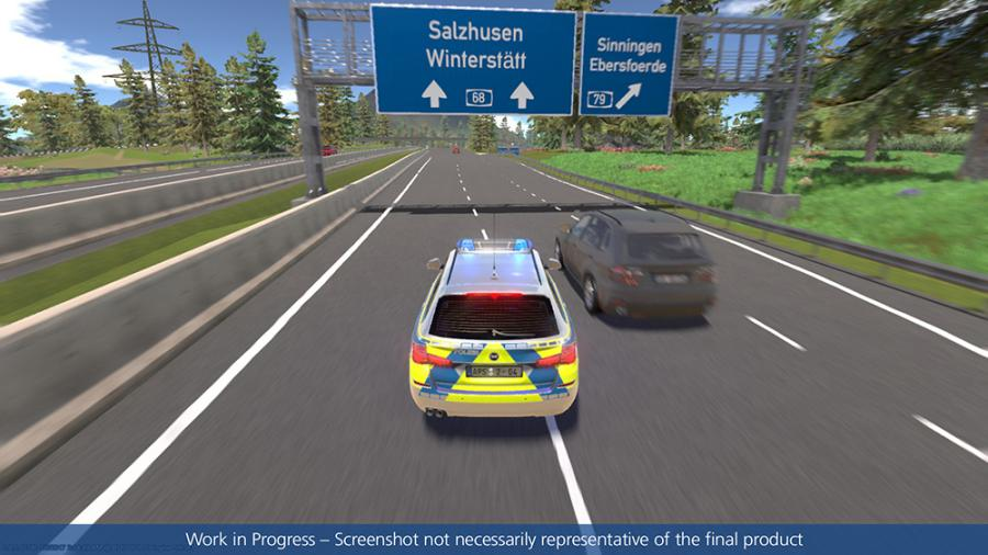 Autobahn Police Simulator 2 Screenshot 2