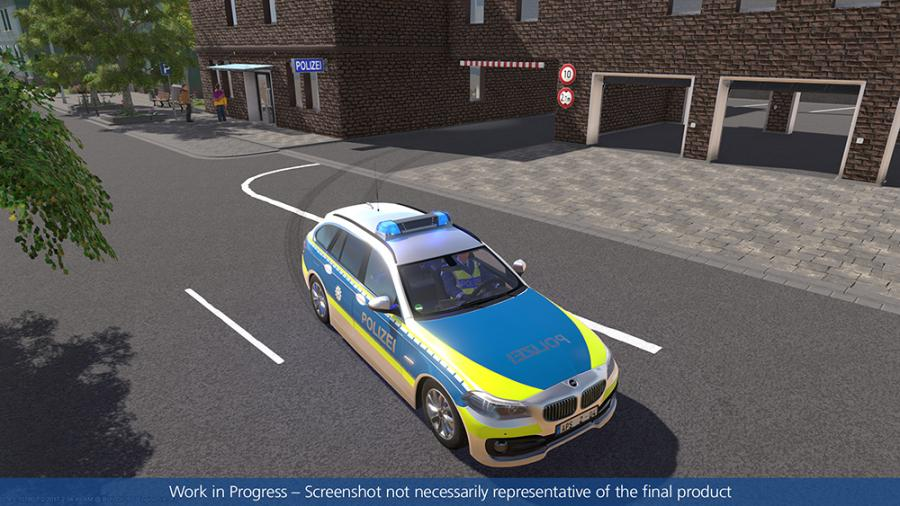 Autobahn Police Simulator 2 Screenshot 1