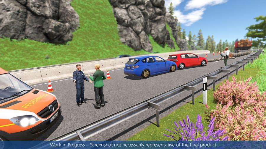 Autobahn Police Simulator 2 Screenshot 6