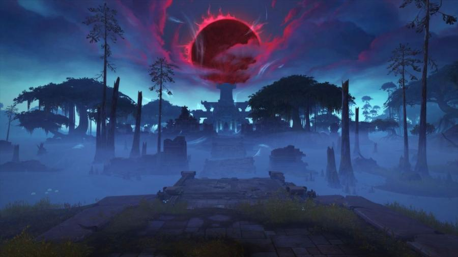 WoW - Battle for Azeroth [EU] - World of Warcraft Expansion Screenshot 3