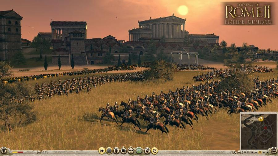 Total War Rome II - Empire Divided (DLC) Screenshot 6