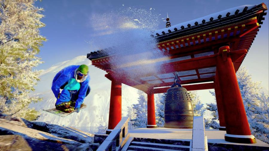 Steep - Winter Games Edition Screenshot 2