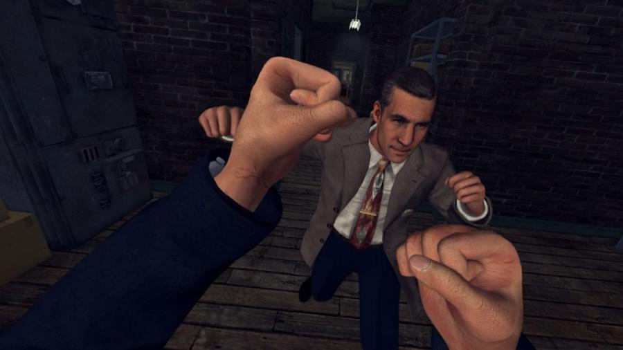 LA Noire - The VR Case Files Screenshot 3