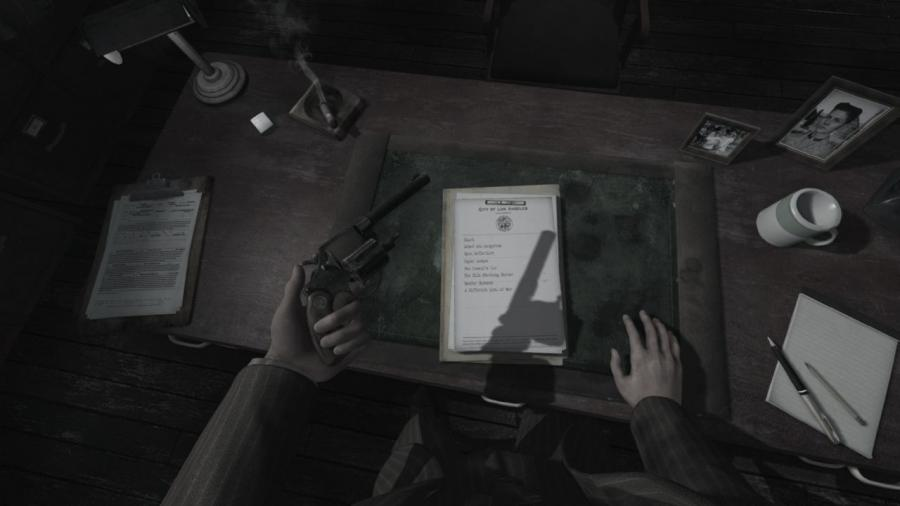 LA Noire - The VR Case Files Screenshot 2