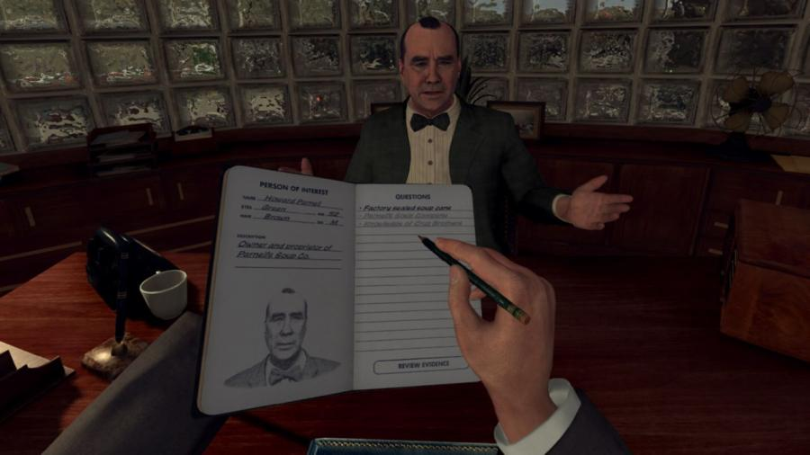 LA Noire - The VR Case Files Screenshot 4