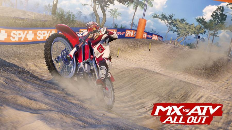 MX vs ATV All Out Screenshot 7