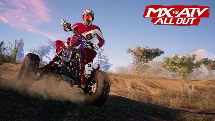 MX vs ATV All Out Screenshot 3