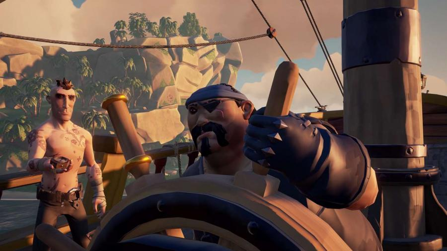 Sea of Thieves (Xbox One / Windows 10) Screenshot 7