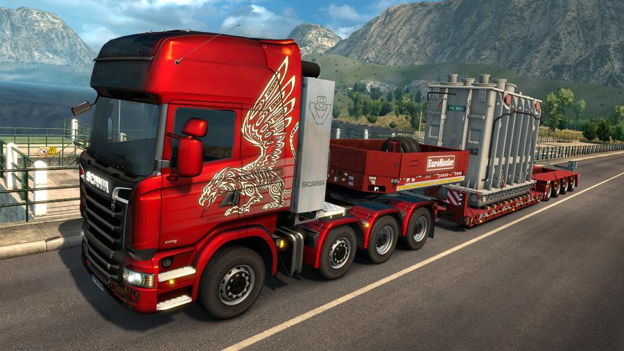Euro Truck Simulator 2 - Cargo Bundle (DLC) Screenshot 5