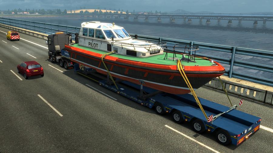 Euro Truck Simulator 2 - Cargo Bundle (DLC) Screenshot 6