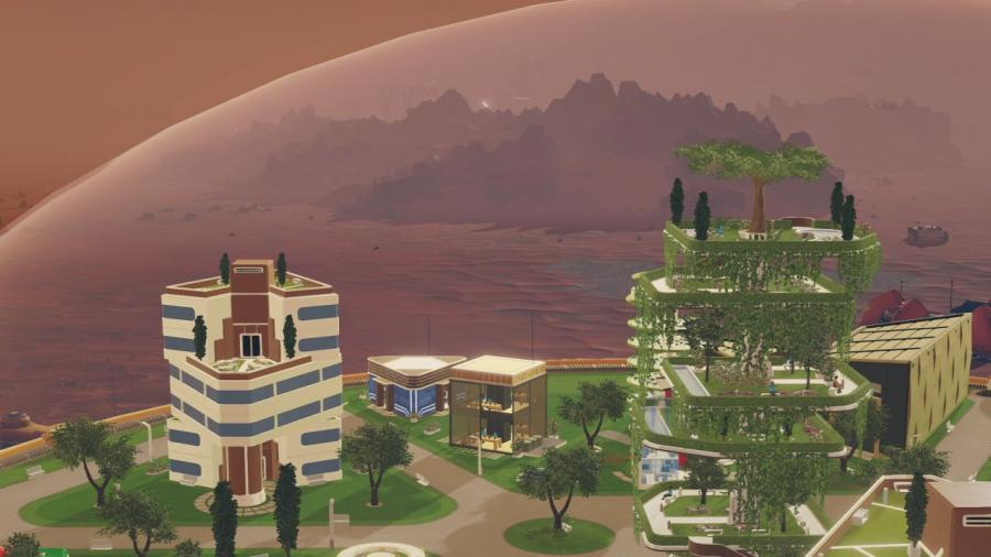Surviving Mars Screenshot 3