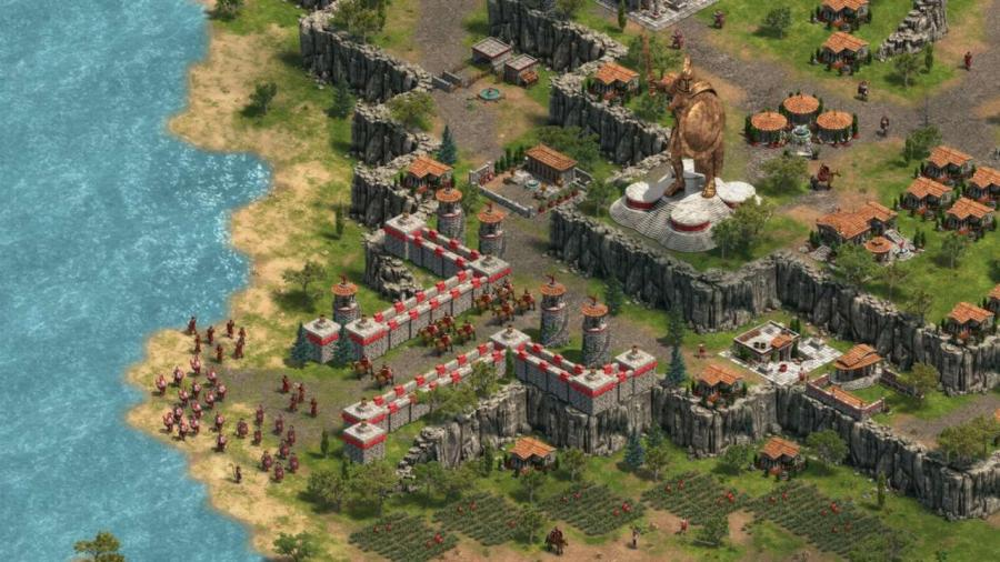 Age of Empires - Definitive Edition (Windows 10) Screenshot 1