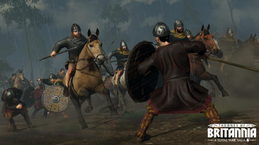 Total War Saga - Thrones of Britannia Screenshot 1