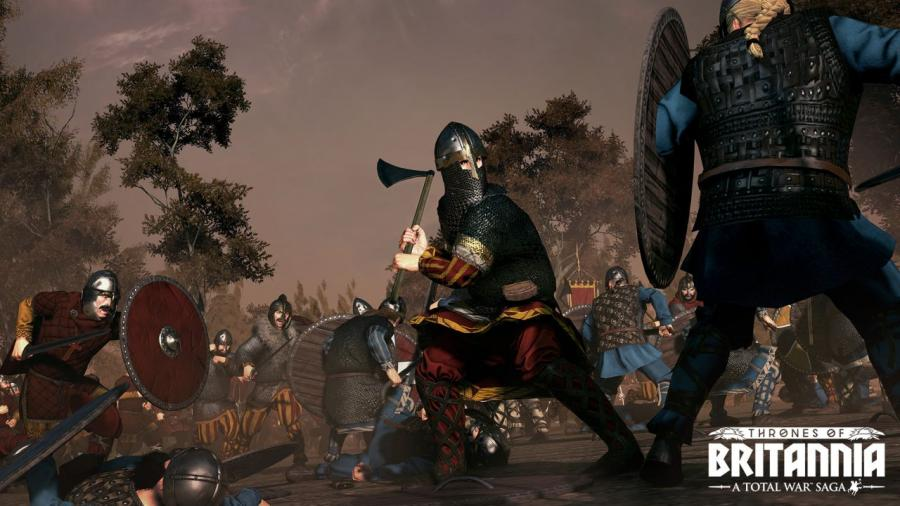 Total War Saga - Thrones of Britannia Screenshot 7
