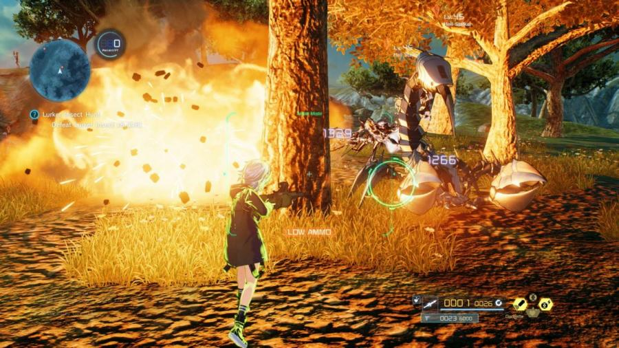 Sword Art Online - Fatal Bullet (Deluxe Edition) Screenshot 3
