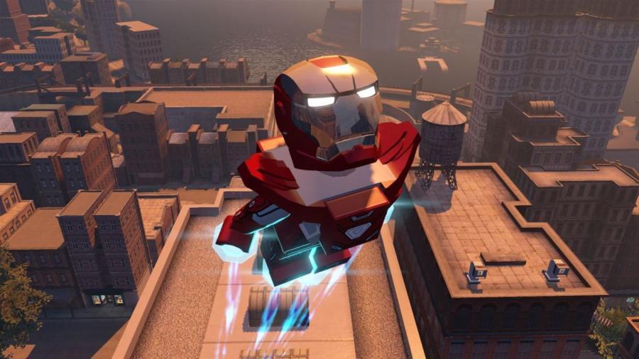 LEGO Marvel's Avengers Xbox One Download Code - MMOGA