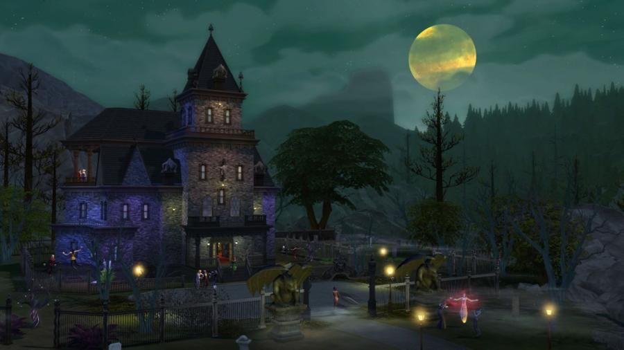 The Sims 4 - Vampires (DLC) Screenshot 3