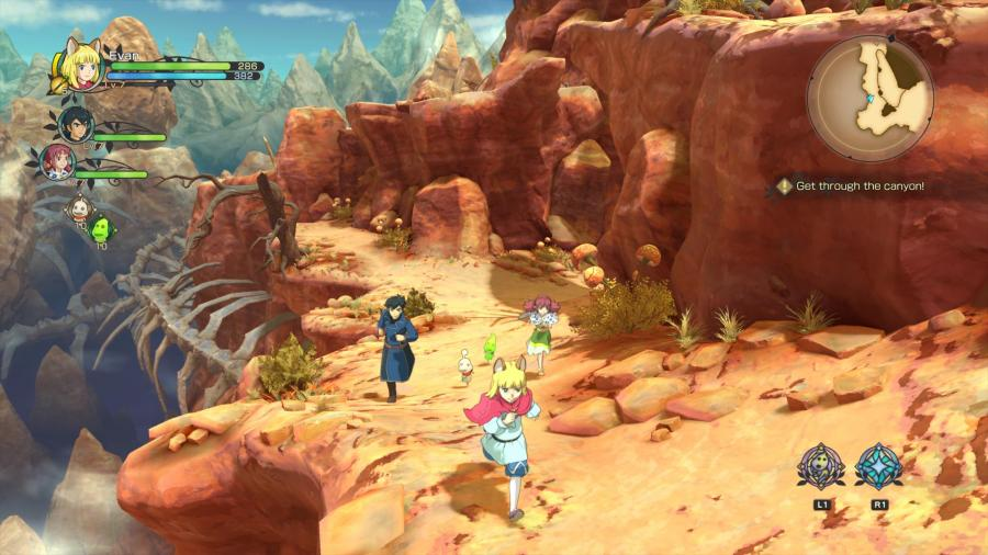 Ni No Kuni II Revenant Kingdom - Season Pass Screenshot 3