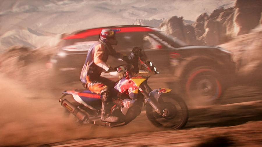 Dakar 18 Screenshot 1
