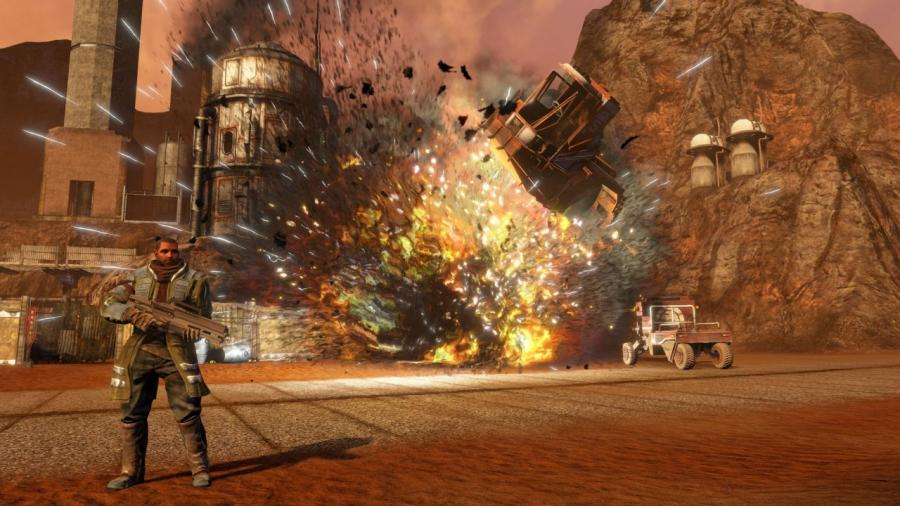Red Faction Guerrilla Re-Mars-tered Screenshot 1