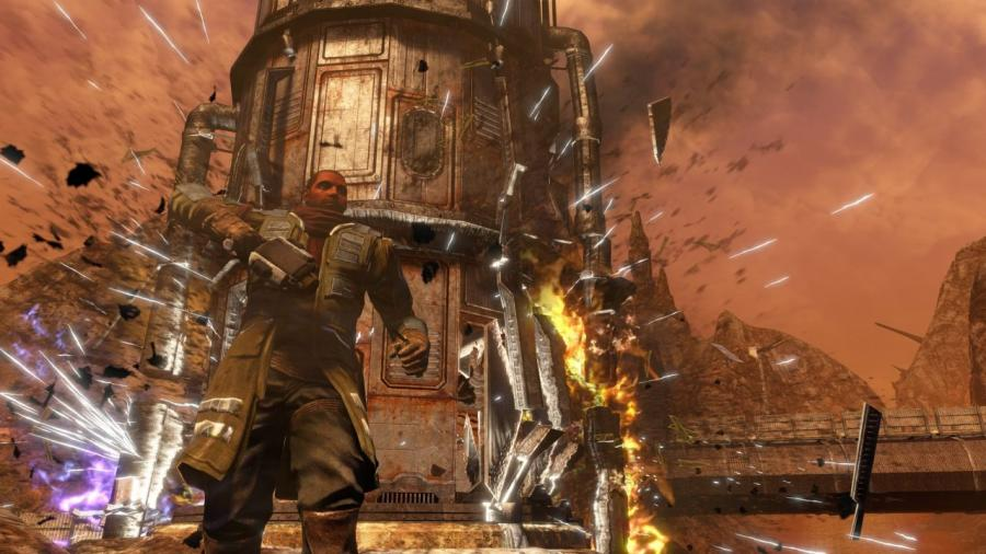 Red Faction Guerrilla Re-Mars-tered Screenshot 3