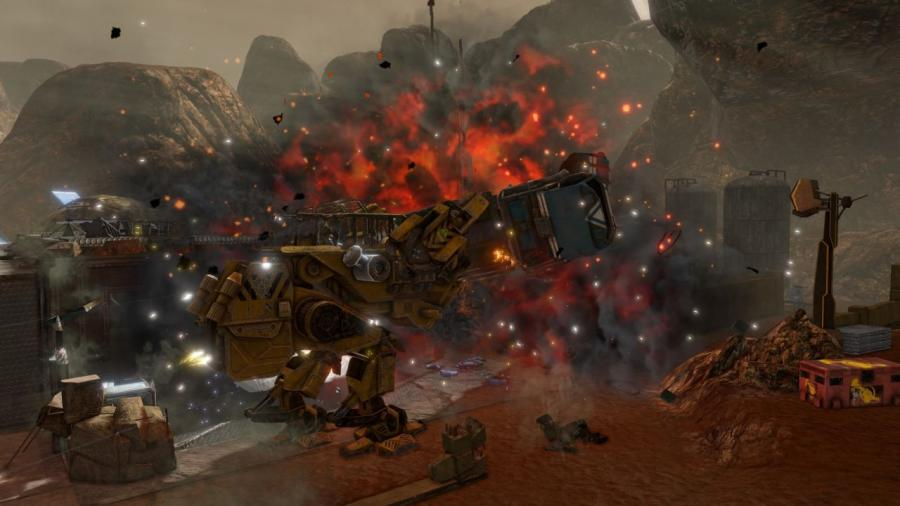 Red Faction Guerrilla Re-Mars-tered Screenshot 8