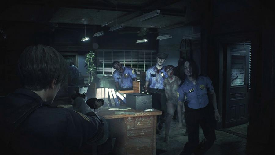 Resident Evil 2 (Remake) Screenshot 9