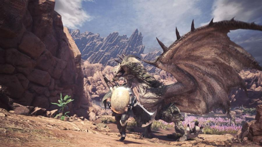 Monster Hunter World - EU Key Screenshot 9