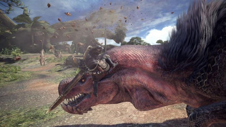 Monster Hunter World - EU Key Screenshot 5