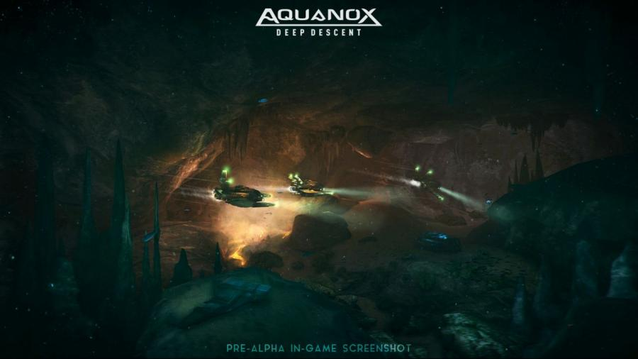 Aquanox Deep Descent Screenshot 1