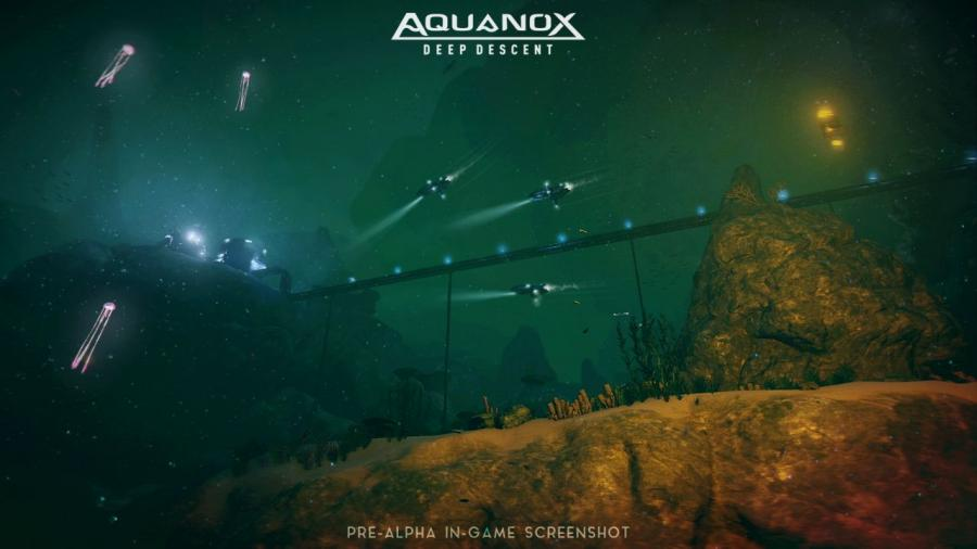 Aquanox Deep Descent Screenshot 5