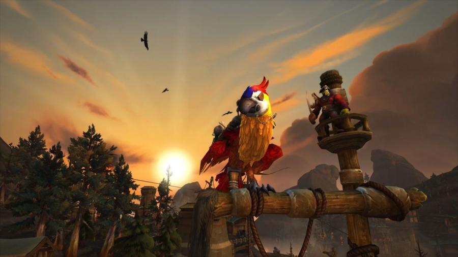 WoW - Battle for Azeroth [EU] - World of Warcraft Expansion - Collectors Edition Screenshot 4