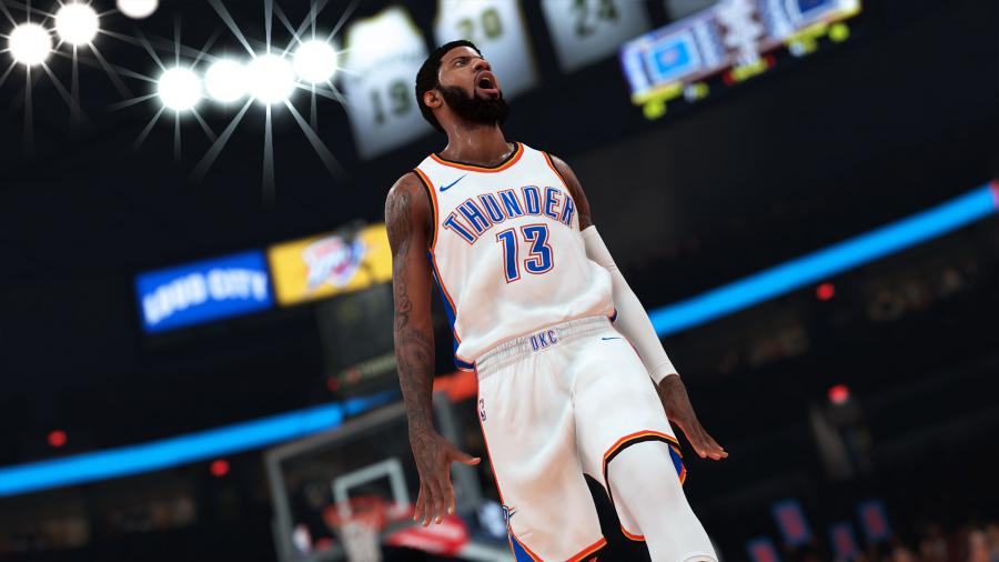 NBA 2K19 - 20th Anniversary Edition Screenshot 1