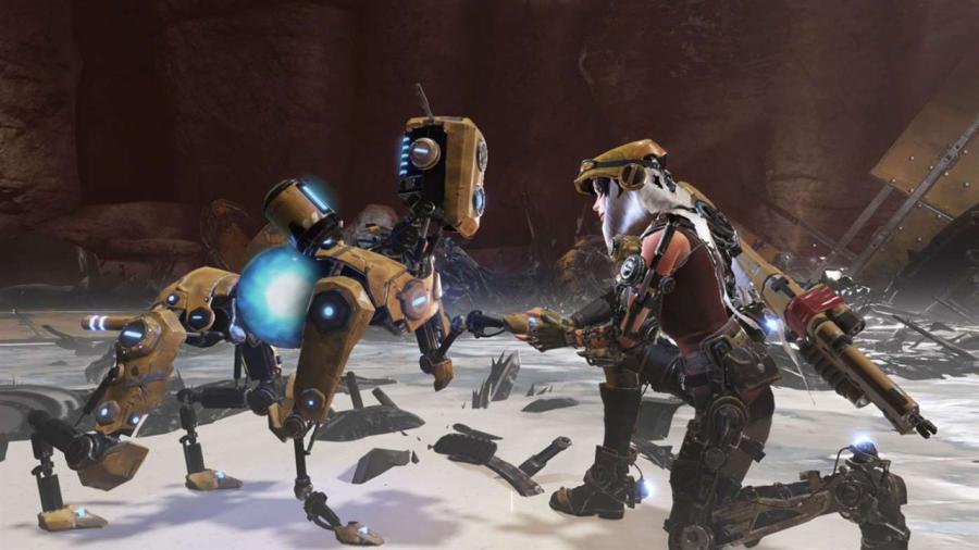 ReCore - Definitive Edition (Xbox One / Windows 10) Screenshot 2
