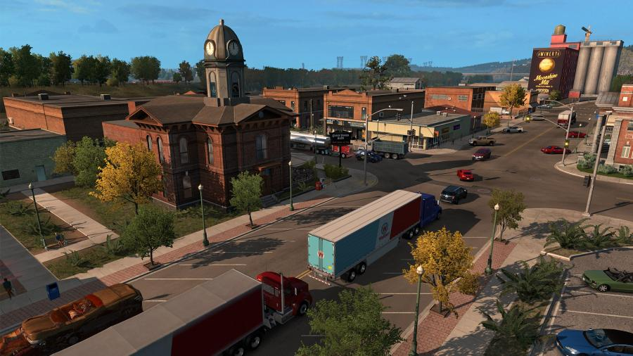 American Truck Simulator - Oregon (DLC) Screenshot 5