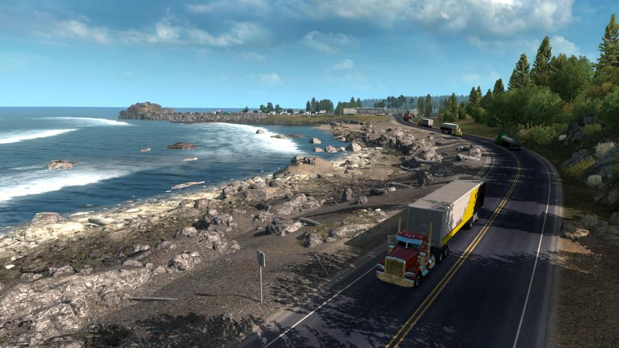 American Truck Simulator - Oregon (DLC) Screenshot 4