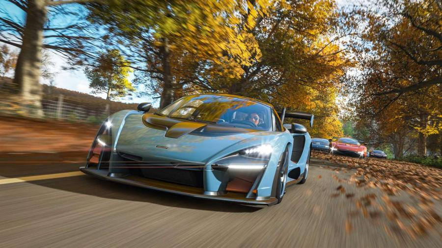 Forza Horizon 4 - Ultimate Edition (Xbox One / Windows 10) Screenshot 2